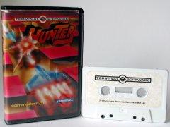 Commodore C64 game (cassette): Hunter