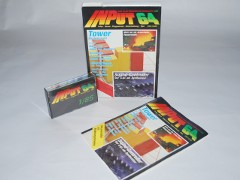Commodore C64 magazine (cassette): Input 64