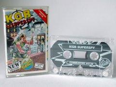 Commodore C64 game (cassette): KGB Super Spy
