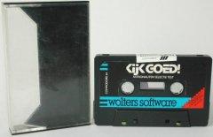 Commodore C64 game (cassette): Kijk Goed !