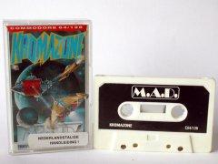 Commodore C64 game (cassette): Kromazone