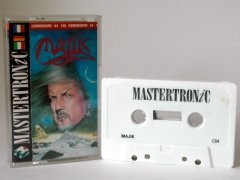 Commodore C64 game (cassette): Majik