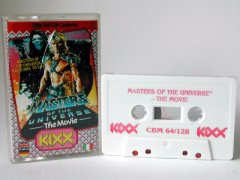 Commodore C64 game (cassette): Masters of the Universe