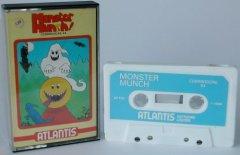 Commodore C64 game (cassette): Monster Munch