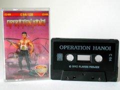 Commodore C64 game (cassette): Operation Hanoi