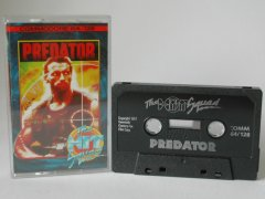 Commodore C64 game (cassette): Predator