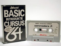 Commodore C64 basic course (cassette): Softworld BASIC Cursus