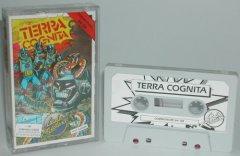 Commodore C64 game (cassette): Terra Cognita