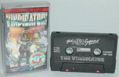 Commodore C64 game (cassette): The Vindicator!