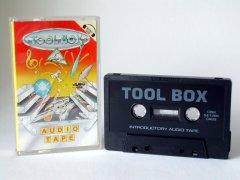 Commodore C64 spoken magazine (cassette): Toolbox - Audio Tape