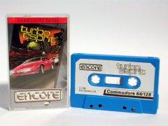 Commodore C64 game (cassette): Turbo Esprit