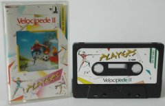 Commodore C64 game (cassette): Velocipede II