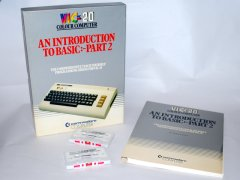 VIC20 - An introduction to BASIC (2)