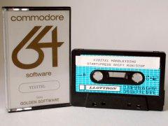 Commodore C64 communications program (cassette): Viditel