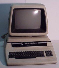 Commodore 8032 - SK