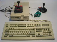 Testing the C64 DTV-1.