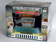 DTV Hummer (NTSC), original packaging.