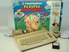 Commodore C64c - PlayFul Intelligence