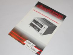 Advertisement of the Micro Power 2000 disk drive.