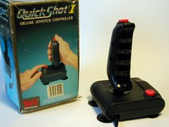 QuickShot I with original packaging.