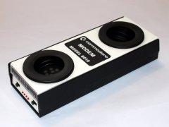 Detail foto van de Commodore 8010  modem.