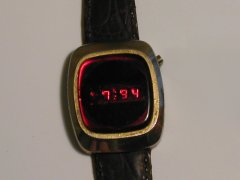 Commodore watch