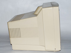 Het zijaanzicht van de 1085S-D2 monitor.