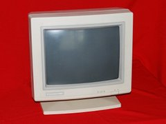 Front side of the Commodore 1950 monitor.