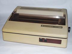 Printer: Commodore MPP 1361