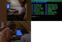 A Commodore Amiga 500 computer and a 2002 monitor.