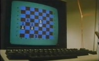 A Commodore C64 in the movie Ground Zero.