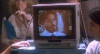A Commodore 1701 monitor in the movie Natural Born Killers.
